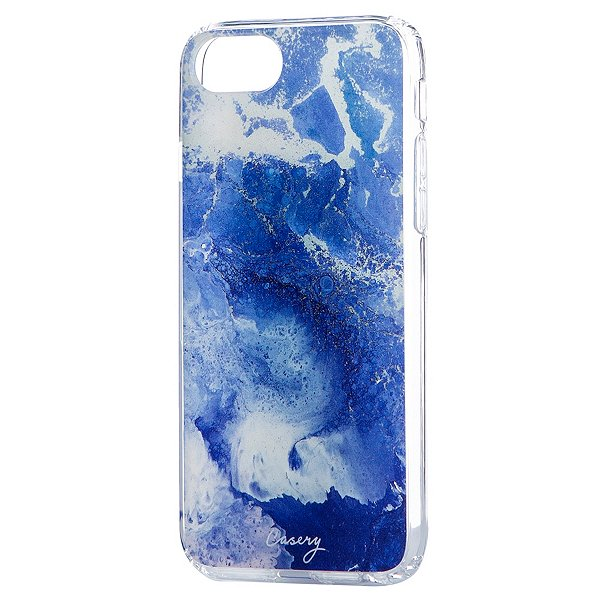 Casery Shatter Marble iPhone 6s/6/7/8 Case