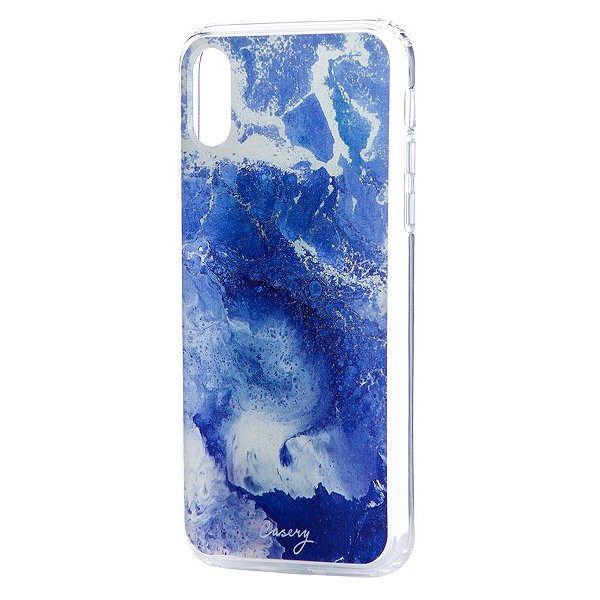 Casery Shatter Marble iPhone X/XS Case