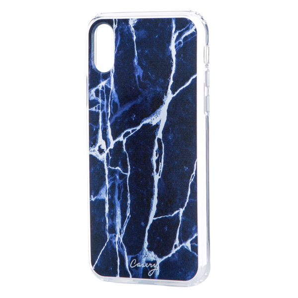 Studio Casery Blue Agate iPhone X/XS Case