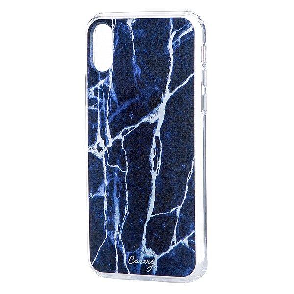 Casery Blue Agate iPhone X/XS Case