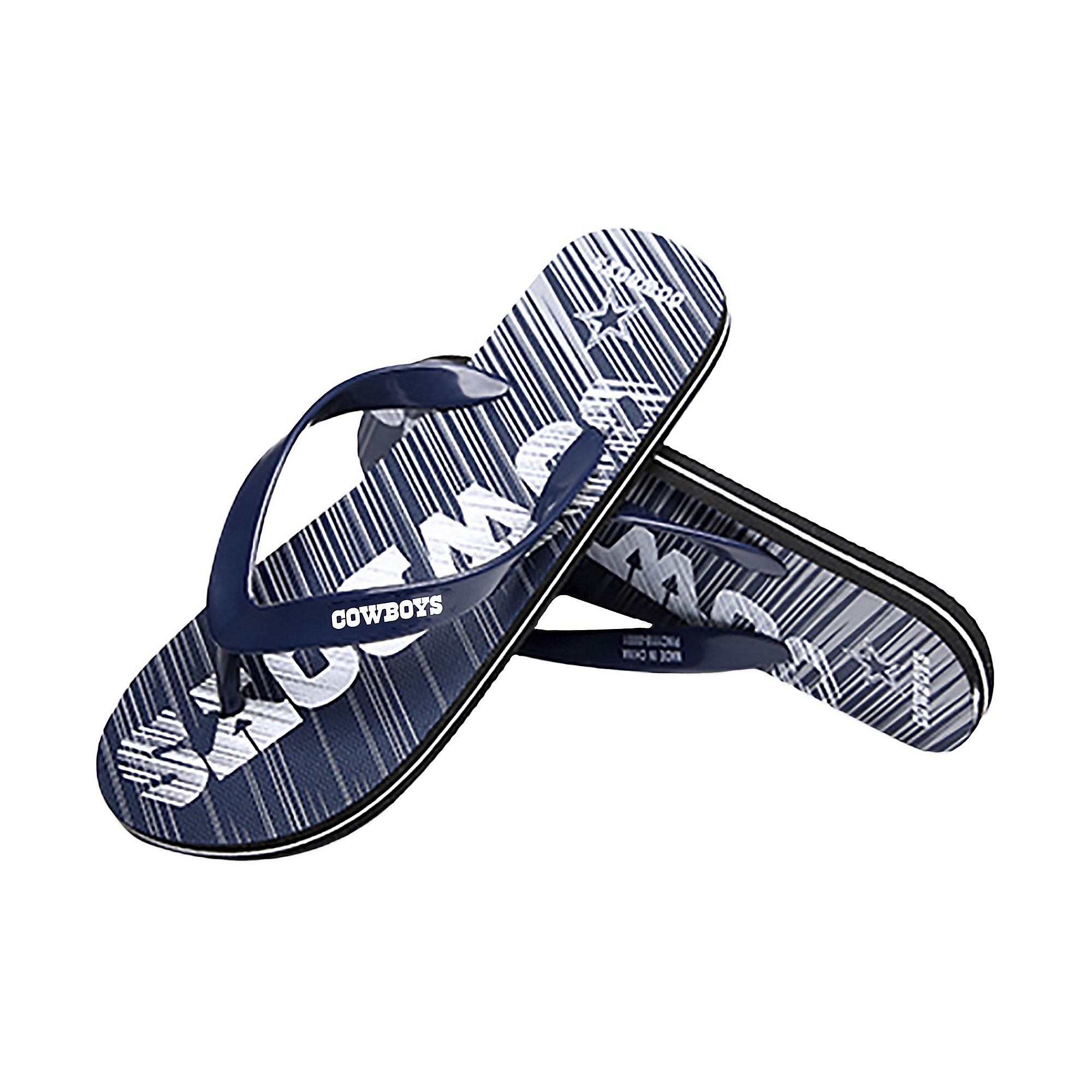 Dallas Cowboys Unisex Flip Flops