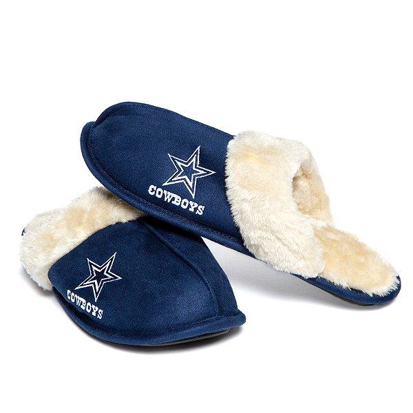 Dallas Cowboys Women's Mule Slide Slippers
