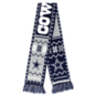 Dallas Cowboys Mens Reversible Big Ugly Scarf