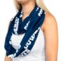 Dallas Cowboys Womens Zipper Infinity Scarf