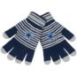 Dallas Cowboys Acrylic Stripe Knit Gloves