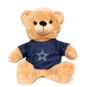 "Dallas Cowboys 16"" Plush Bear"