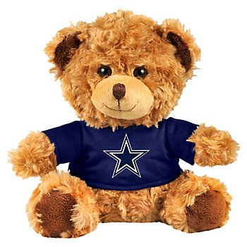 "Dallas Cowboys 10"" T-Shirt Bear"