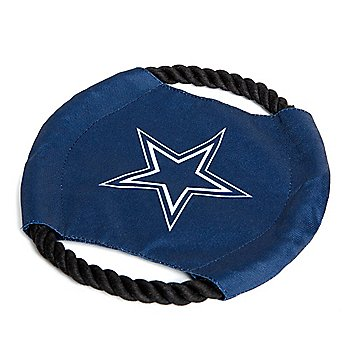 Dallas Cowboys Rope Frisbee Dog Toy