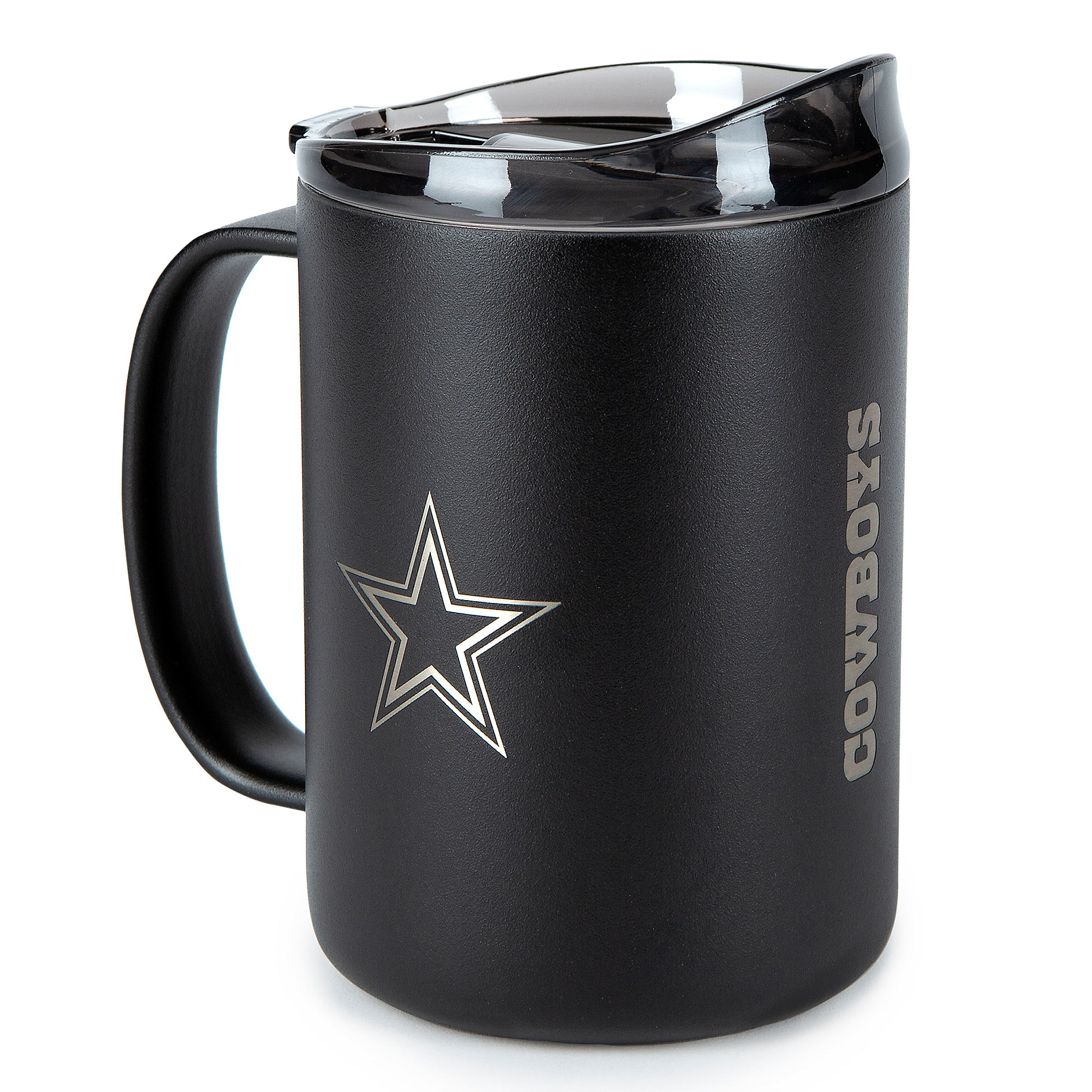 Dallas Cowboys 15oz Powder Coat Mug