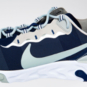 Dallas Cowboys Mens Nike React Element 55 Shoe