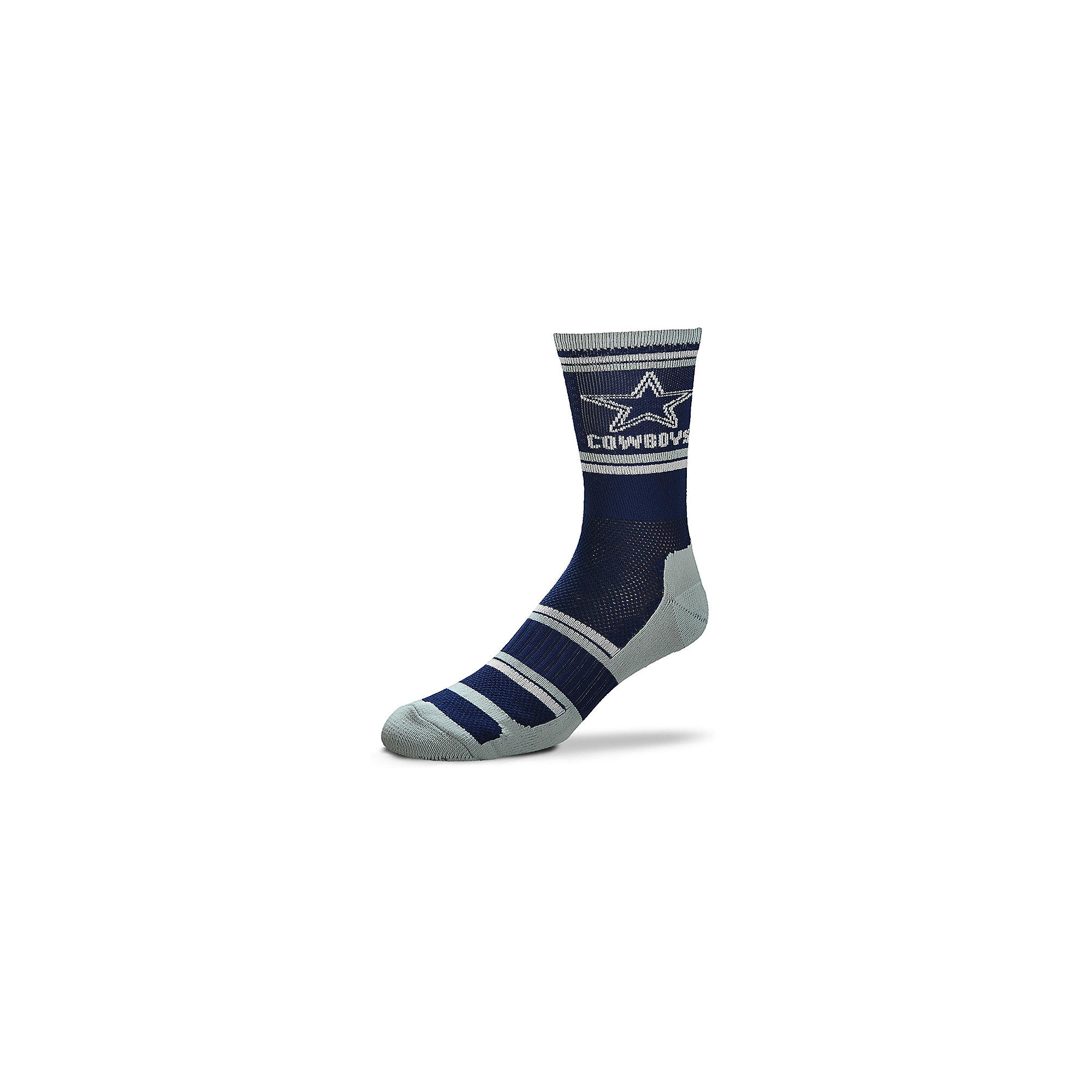 Dallas Cowboys Performer II Lightweight Socks