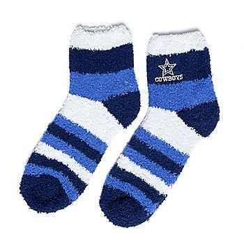 Dallas Cowboys Rainbow Sleep Socks