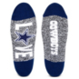 Dallas Cowboys Love Cowboys Mismatch Socks