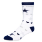 Dallas Cowboys Logos and Hearts Socks