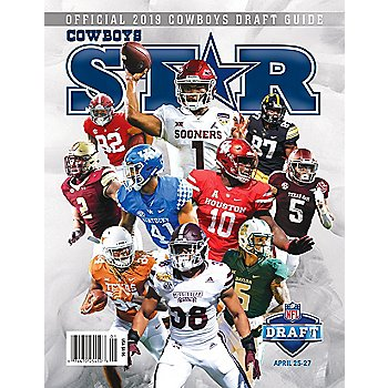 Dallas Cowboys Star Magazine Draft Preview 2019 Issue