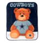 Dallas Cowboys Baby Blanket