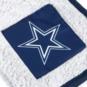 Dallas Cowboys Two Tone Sherpa Blanket