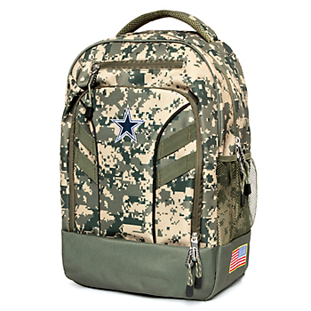 Dallas Cowboys Digi Camo Razor Backpack