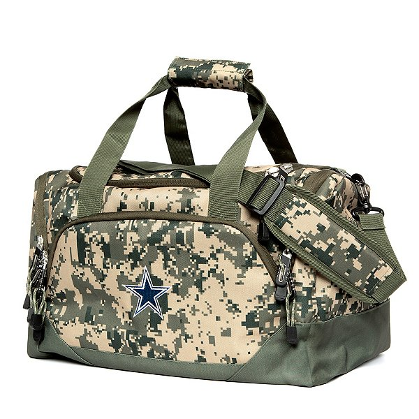Dallas Cowboys Digi Camo Terrain Duffel Bag