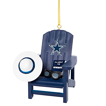 Dallas Cowboys Adirondack Ornament