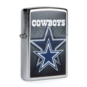 Dallas Cowboys Zippo Double Star Lighter