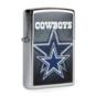 Dallas Cowboys Zippo Double Star Lighter
