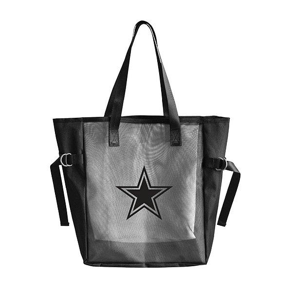 Dallas Cowboys Mesh Tailgate Shopper Tote