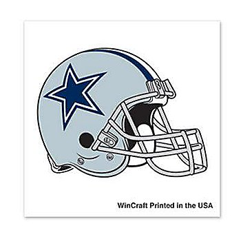 Dallas Cowboys 4-Pack Tattoos