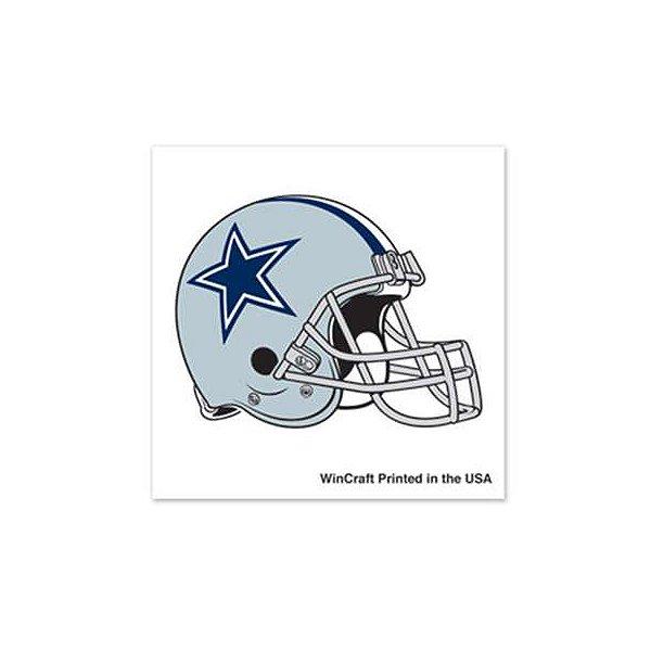 Dallas Cowboys 4-Pack Tattoos
