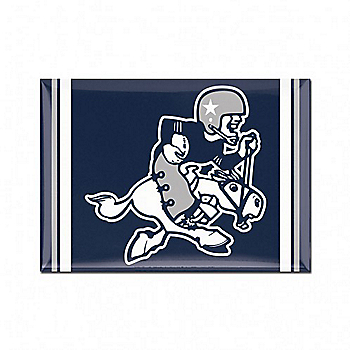 Dallas Cowboys 2.5 x 3.5 Cowboys Joe Magnet