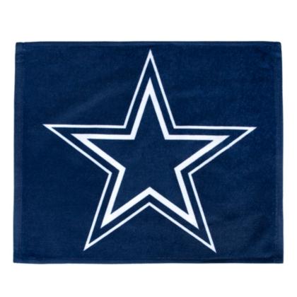 Dallas Cowboys Navy Star Rally Towel