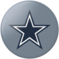 Dallas Cowboys PopSocket Helmet Gloss Cell Phone Stand