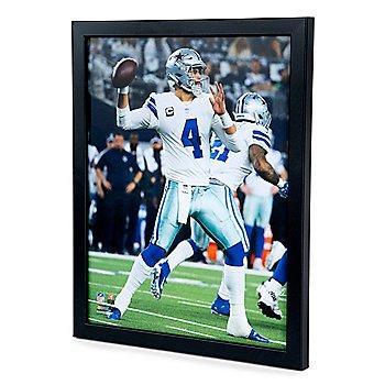 Dallas Cowboys 11x14 Dak Prescott Action Photo Frame