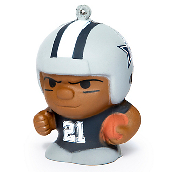 Dallas Cowboys Sqeezymates Ezekiel Elliott Figurine
