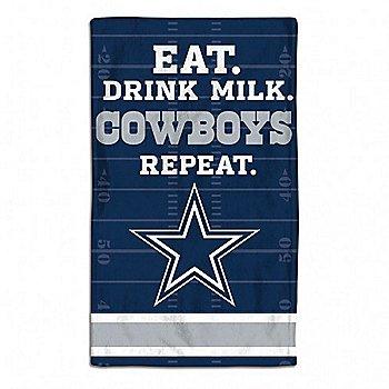 Dallas Cowboys All Pro Baby Burp Cloth
