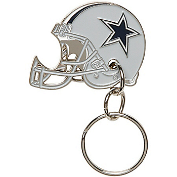 Dallas Cowboys Helmet Bottle Opener Keychain