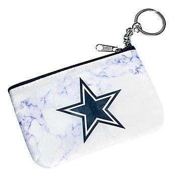 Dallas Cowboys Marble Star Coin Purse