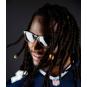 Dallas Cowboys CEV Swipe Sunglasses