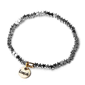 Studio Erimish Silver Star Bracelet