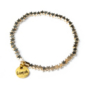 Studio Erimish Gold Star Bracelet