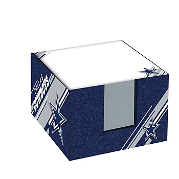 Dallas Cowboys Note Cube