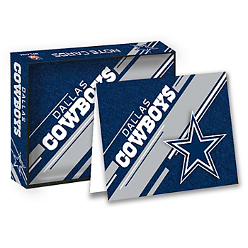 Dallas Cowboys Boxed Note Cards