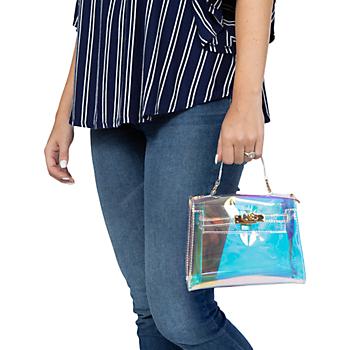 Studio Gemelli Bella Holographic Handbag