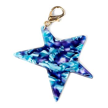 Studio Gemelli Acrylic Star Keychain