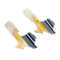 Studio Sunshine Tienda Texas Buffalo Horn Earrings
