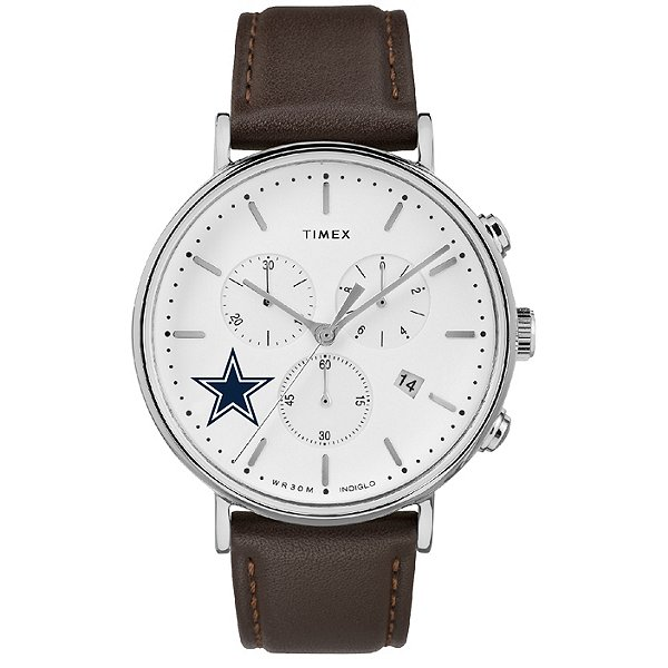 Dallas Cowboys Timex Mens General Manager Watch