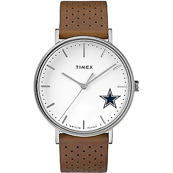 Dallas Cowboys Timex Womens Bright Whites Watch