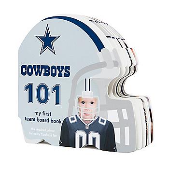Dallas Cowboys 101 My First Team Board Book