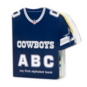 Dallas Cowboys ABC My First Alphabet Book