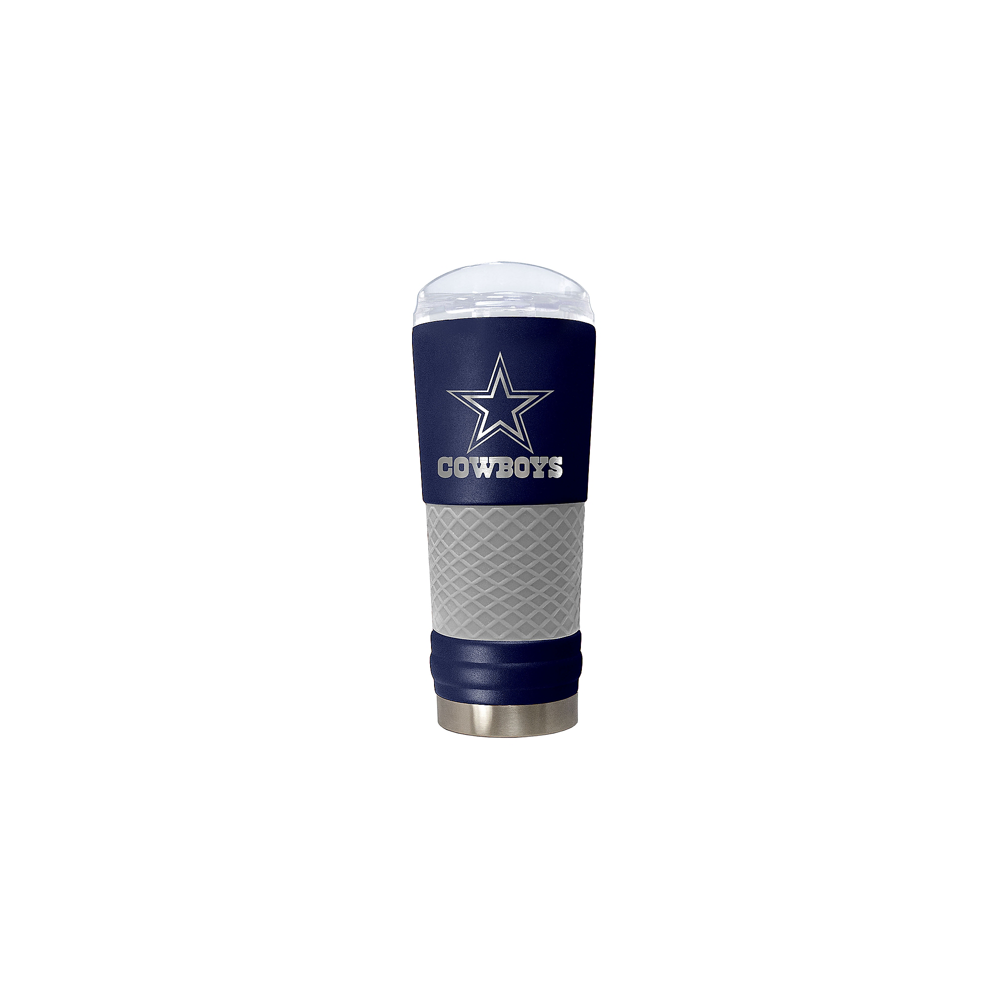 Dallas Cowboys 24 oz Navy Powder Coat Tumbler